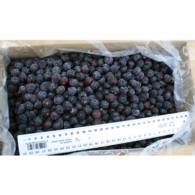 Large Frozen Blueberries